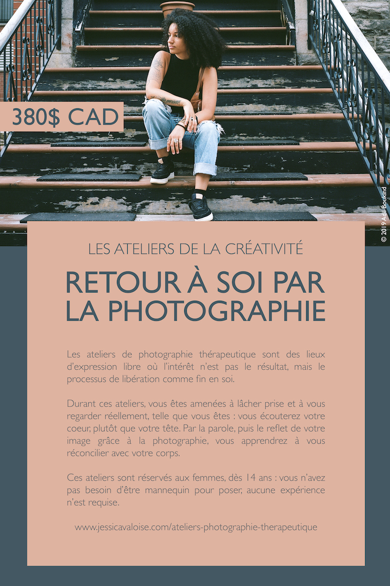 Photographie therapeutique Montreal